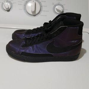 Nike blazer mid PRM boys size 6.5y